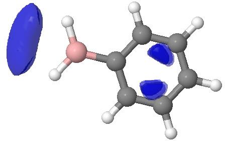 Molecular electrostatic potential