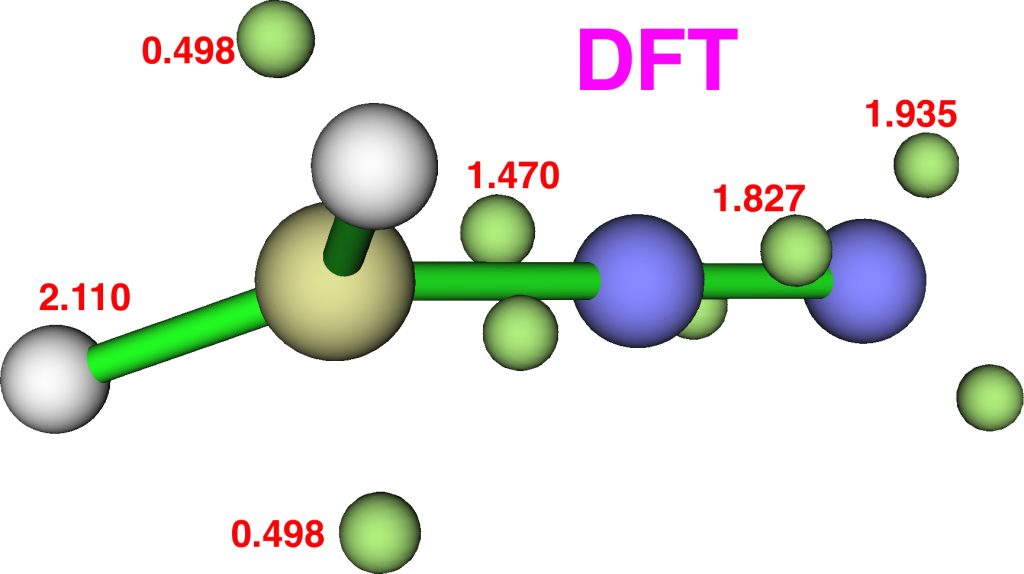 Are diazomethanes hypervalent molecules? Probably, but in an